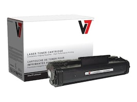 V7 HP C3906A BLK TNR LJ 5L 6L 3100TONR3150, V706A, 6238061, Toner and Imaging Components