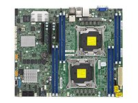 Supermicro MBD-X10DRL-CT-O Main Image from Front