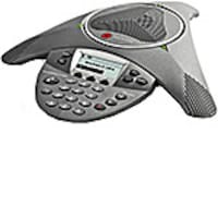 Open Box Polycom SoundStation IP 6000 Conference Phone w PoE, 2200-15600-001, 36993542, VoIP Phones