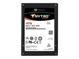 Seagate 3.84TB Nytro 3331 SAS 12Gb s Scaled Endurance SED 2.5 Internal Solid State Drive, XS3840SE70014, 37045608, Solid State Drives - Internal