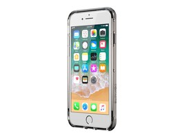 Griffin Survivor Clear Case for iPhone 7 Plus, Black, GB42315-2, 34510498, Carrying Cases - Phones/PDAs