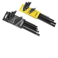 Jensen FatMax SAE and Metric Hex Key Sets, 438-198, 8601441, Tools & Hardware