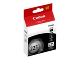 Canon Black PGI-225 Ink Tank, 4530B001, 11647248, Ink Cartridges & Ink Refill Kits
