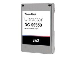 HGST 1.92TB Ultrastar DC SS530 SAS 12Gb s 1DW D TCG 2.5 Enterprise Solid State Drive, 0B40331, 38173847, Solid State Drives - Internal