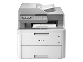 Brother MFC-L3710CW Compact Digital Color All-in-One Printer, MFCL3710CW, 35999467, MultiFunction - Laser (color)