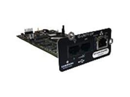 Liebert Intellislot Unity Card 2 Selected SNMP, IS-UNITY-DP, 16962183, Battery Backup/UPS
