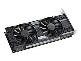 eVGA GeForce GTX 1050 Ti PCIe 3.0 x16 Graphics Card, 4GB GDDR5, 04G-P4-6258-KR, 33411228, Graphics/Video Accelerators