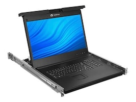 Avocent 18.5 LCD USB KB (2) USB TAA Compliant, LRA185KMM-001, 18951808, KVM Displays & Accessories