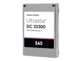 HGST 400GB Ultrastar SS300 SAS 12Gb s ISE MLC 10 DW D 2.5 Enterprise Solid State Drive, 0B34893, 34762661, Solid State Drives - Internal