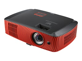 Acer Predator Z650 1080p 3D DLP Projector, 2200 Lumens, Black Red, MR.JMS11.008, 31957833, Projectors