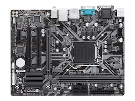 Gigabyte Tech Motherboard, H310M S2P INTEL H310, H310M S2P, 35277051, Motherboards