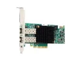 Lenovo ThinkServer LPe16002B-M6-L PCIe 16Gb 2-Port Fibre Channel Adapter, 4XB0F28705, 17981052, Network Adapters & NICs