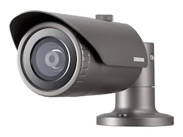 Samsung 4MP Full HD Network IR Bullet Camera with 6mm Lens, QNO-7030R, 32387203, Cameras - Security