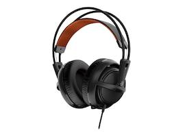 Steelseries Siberia 200 Headset - Black, 51133, 30806620, Headsets (w/ microphone)
