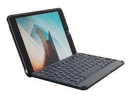 Zagg ZAGG FOLIO                     CASEFOR APPLE IPAD MINI 5, 103003175, 37260594, Carrying Cases - Tablets & eReaders