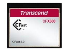 Transcend 16GB CFAST CARD SATA3 MLC, TS16GCFX600, 41067640, Memory - Flash