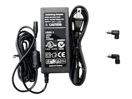 Arclyte AC Adapter, 24V 2.5A + G, Q Tips for Apple, A00001, 16209589, AC Power Adapters (external)