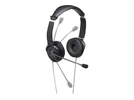 Kensington Hi-Fi Headset w  Mic, K33323WW, 30945110, Headsets (w/ microphone)