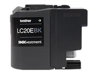 Brother LC20EBK Main Image from Right-angle