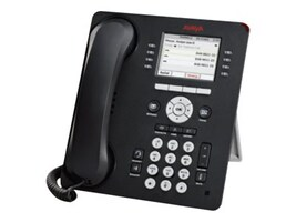 Avaya IP Phone 9611G Global Icon Only  TAA Compliant, 700507948, 17956762, VoIP Phones