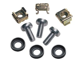 Intellinet Cage Nuts (50 pieces), 711081, 33999885, Mounting Hardware - Miscellaneous