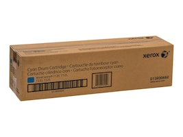 Open Box Xerox Cyan Smart Kit Drum Cartridge for WorkCentre 7120 & 7125, 013R00660, 31388802, Toner and Imaging Components