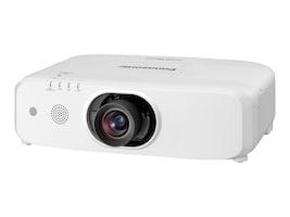 Panasonic PT-EZ590U WUXGA LCD Projector, 5400 Lumens, White, PT-EZ590U, 31965382, Projectors