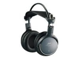 JVC Full-Size Earcup Headphones with Wide Head Band, HARX700, 10126045, Headphones