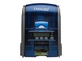 Datacard SD160 Simplex Printer w  100-Card Input Hopper, 510685-001, 33756701, Printers - Card