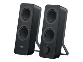 Logitech Z207 Bluetooth Computer Speakers, 980-001294, 34548947, Speakers - Audio