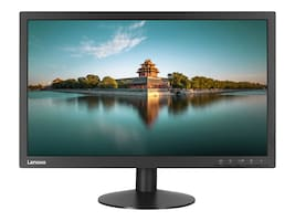 Lenovo 21.5 ThinkVision T2224d LED-LCD Monitor, Black, 61B1JAR1US, 33640274, Monitors