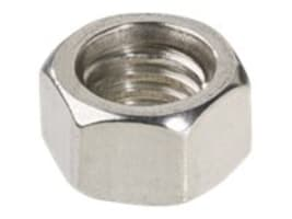Panduit 1 4 Stainless Steel Nut, 100-Pack, SSN1420-C, 35280567, Mounting Hardware - Miscellaneous