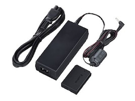 Canon AC Adapter Kit ACK-E12 for EOS-M Mirrorless Camera, 6784B002, 15566138, AC Power Adapters (external)