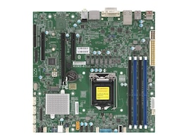 Supermicro MBD-X11SCZ-Q-B Main Image from Front