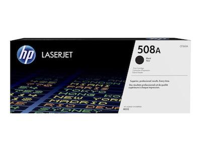 HP 508A (CF360A) Black LaserJet Toner Cartridge w  JetIntelligence, CF360A, 19055386, Toner and Imaging Components - OEM