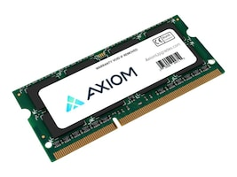 Axiom RAM1600DDR3-4G-AX Main Image from Front