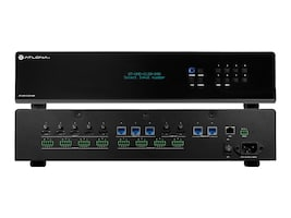 Atlona 4KUHD 84 HDBaseT and HDMI Matrix Switcher, AT-UHD-CLSO-840, 36458558, Switch Boxes - AV