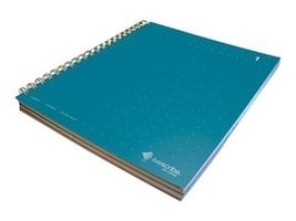 3-Subject Notebook, Dark Blue, ANA-00024, 26136029, Office Supplies