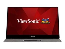 ViewSonic 15.6IN PRTBL TCH LED LCD DISP, TD1655, 41080716, Monitors - Touchscreen