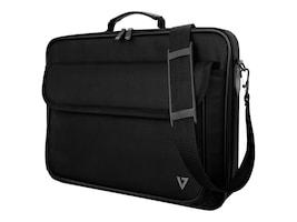 V7 15.6 Essential Frontloader Case, Black, CCK16-BLK-3N, 34845212, Carrying Cases - Notebook