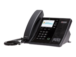 Polycom CX600 IP Phone for Microsoft Communications Server 14 POE Only, 2200-15987-025, 12395020, VoIP Phones