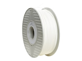 Verbatim White 1.75mm 1kg PLA 3D Filament, 55251, 30788281, Printer Supplies - 3D