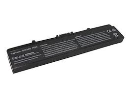 Arclyte Performance-Lithuim Li-Ion 11.1V 5200mAh 6-cell Battery for Dell Inspiron 14 15 17 Black, N00286, 17073337, Batteries - Notebook