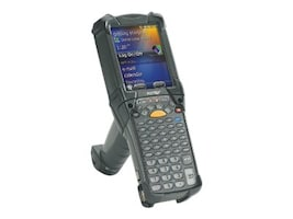 Zebra MC9200 Mobile Computer Gun, 2D Imager, RFID, WiFi, BT, Win CE 7.0, 1GB 2GB, MC92N0-GL0SYGYA6WR, 34913781, Bar Coding Accessories