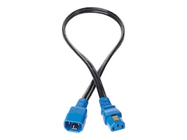 HPE Power Cable, C19 to C20, 4ft, AF575A, 9897301, Power Cords