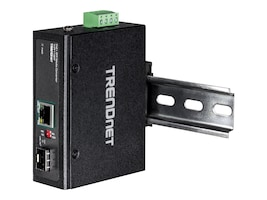 TRENDnet TI-PF11SFP Main Image from Left-angle