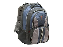 Wenger SwissGear 15.6 Cobalt Notebook Backpack, GA-7343-06F00, 10148578, Carrying Cases - Notebook