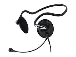 Gear Head AU2200BN Behind-the-Neck Stereo Headset, AU2200BN, 13438087, Headsets (w/ microphone)