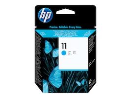 HP 11 Cyan Printhead, C4811A, 204369, Printer Accessories