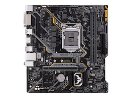 Asus TUF H310M-PLUSGAMING Main Image from Front